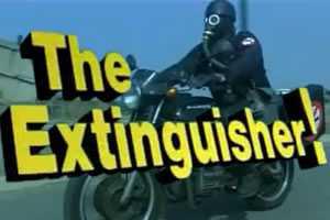 Short: The Extinguisher - Graham Rathlin