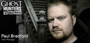paul bradford ghost hunters international