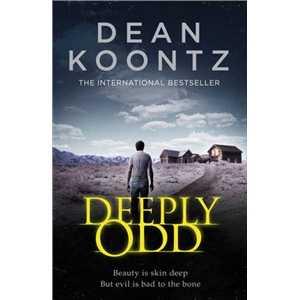 DeanKoontz_DeeplyOdd_bookcover